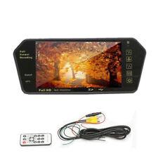 SPECCHIETTO RETROVISORE AUTO MONITOR 7'' BLUETOOTH USB SD TFT FULL HD MONITOR