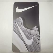 Nike Swoosh Shoes Store Display Sign Magnetic Poster Advertising 19x10 Banner Ad