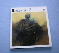 Zdzislaw Beksinski 3 English-Polish Album Painting Zdzisław Beksiński