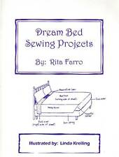 SIGNED RITA FARRO DREAM BED SEWING PROJECTS