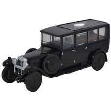 Oxford Diecast Daimler Hearse Black 76RDH001 OO Scale (Suit HO)