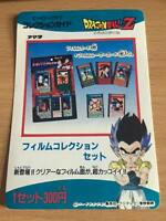 Carte Dragon Ball Z DBZ Hero Collection Part 3 #Check List 3 1994 MADE IN JAPAN