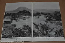 1948 magazine article, Post WWII Java, Indonesia, people, history etc