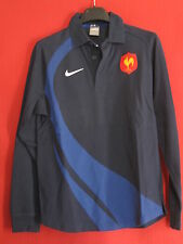 Maillot Rugby Equipe de France 2007 Manche Longue Nike TBE - S