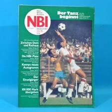 RDA NBI 22 1978  pionierpark Magdeburg coupe du monde de football Congo-Müller fin N