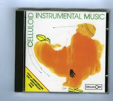 CD CELLULOID INSTRUMENTAL MUSIC (JACNO MATHEMATIQUES MODERNES RAY LEMA)