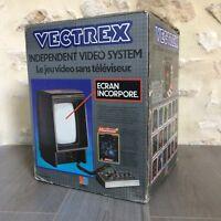Console MB Vectrex en boite PAL Française Tested Complete