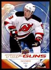 2009-10 Upper Deck Top Guns Zach Parise #TG2
