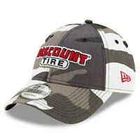 New Era Brad Keselowski Camo Discount Tire 9FORTY Urban Snapback Adjustable Hat