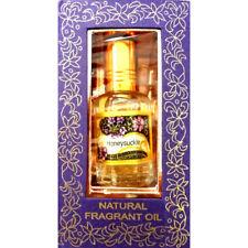 2X10 ml Bottles Song of India Natural Fragrant Perfume/Burner Oil - Honey Suckle