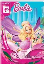 Barbie Presents Thumbelina [New DVD] Snap Case