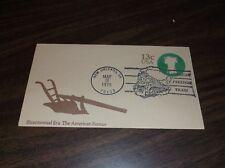 MAY 1976 AMERICAN FREEDOM TRAIN NEW ORLEANS, LOUISIANA SOUVENIR ENVELOPE