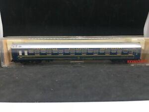 Fleischmann N wagon lit CIWL Schlafwagen n°8114 EN BOITE