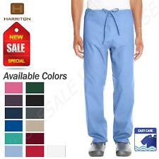 Harriton Medical Scrub Bottom Back Pocket Pants M898