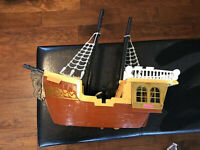 Fisher Price Great Adventures Pirate Ship #7043 Vintage From the 90s