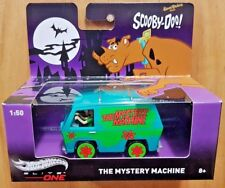 HOT WHEELS 2013 ELITE ONE 1:50 SCOOBY-DOO - THE MYSTERY MACHINE (A+/A+)