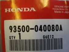 Tornillo De Carburador O Horquilla Honda. se adapta a las cargas 93500-040080 A 2 off 1974-15 muchos utilizan N.o.s.