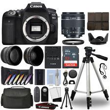 Canon EOS 90D DSLR Camera + 18-55mm IS STM 3 Lens Kit + 32GB Best Value Kit