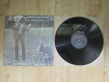 Johnny Hallyday Rare LP VENEZUELA REVOILA MA SOLITUDE