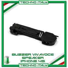 BUZZER VIVAVOCE  SPEAKER PER IPHONE 4 4S CASSA ALTOPARLANTE RICAMBIO