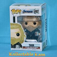 Avengers 4: Endgame - Thor with Hammer & Stormbreaker Pop! Vinyl (RS) #482