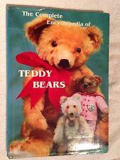 The Complete Encyclopedia of Teddy Bears Jacki Brooks HCDJ 1990 AUSTRALIA ED