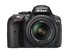 Nikon D5300 Digital SLR Camera with AF-P 18-55mm VR Lens f/3.5-5.6G VR, HD 1080p