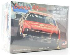"Salvino JR Models ""Hawaiian"" Donnie Allison 1978 Monte Carlo 1/25 Model Car Kit"
