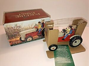 "ERTL 3074 FOXFIRE FARM FORD NAA GOLDEN JUBILEE TRACTOR "" GRANDPA'S GIRL "" 1997"