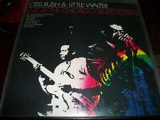 Little Walter & Otis Rush – Live At The Chicago Blues Festival - LP - Cleo