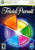 Trivial Pursuit (Xbox 360, 2009, *Game DISC ONLY*) Usually ships in 12 hours!!!