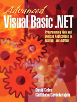 Advanced Visual Basic.NET: Programming Web and Desktop Applications in-ExLibrary