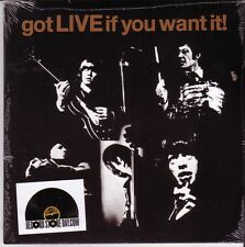 "ROLLING STONES ""got LIVE if you want it"" 6 Track 7 INCH VINYL RSD 2013 US ss"