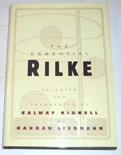 THE ESSENTIAL RILKE Bilingual Edition - INSCRIBED & SIGNED by GALWAY KINNELL