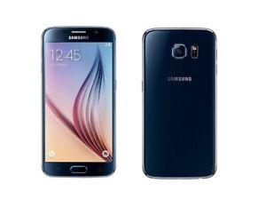 Samsung Galaxy S6 in Black Handy Dummy Attrappe Ausstellung Requisit Deko