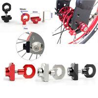 Fahrrad Kettenspanner Fahrrad Spanner Aluminium Schraube für Rad Eingang