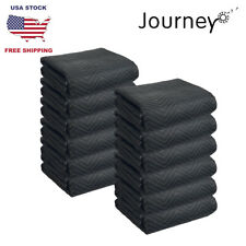 Packs Of Heavy Dutydeluxeeco Quilted 80 X 72 Storagefurnituremoving Blankets