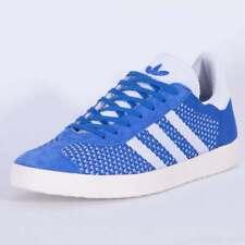 Adidas Originals Gazelle PK Trainers Blue Size UK 3.5 BB5246