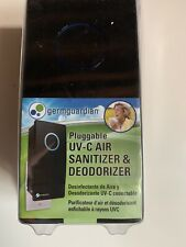GermGuardian Elite Small Uv-C Air Purifier Sanitizer Kills Virus & Germs Gg1100B