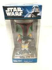 STAR Wars-Boba Fett Wacky Wobbler (VARIANTE BASE CROMATA)
