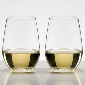 Riedel O Range Stemless Riesling / Sauvignon Blanc Glass (Set of 2)