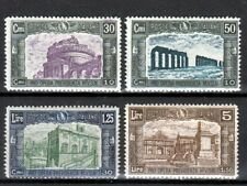 ITALY 1930 ☀ For the national militia ( III.) Mi.333/336 perf. 14 ☀ 4v MH