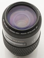 Minolta AF APO Tele Zoom 100-300mm 4.5(32)-5.6 - Sony A Digital Minolta 5D 7D