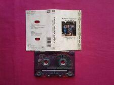 K 7 cassette/johnny Clegg & savuka-third world child