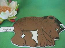 Frühstücksbrettchen 22 cm der Bär von Janosch  von Thomas