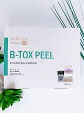 Matrigen B-tox Peel Skin Renewal System Calming micro peeling powder