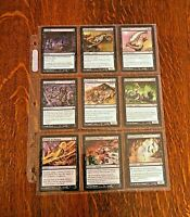 Magic The Gathering Collection Deckmaster Cards Mixed Lot Creature Guildpac MTG