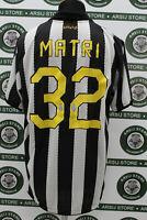 Maglia calcio JUVENTUS MATRI TG XL shirt trikot camiseta maillot jersey