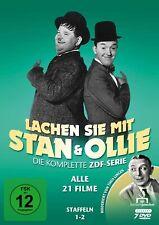 Lachen Sie mit Stan und Ollie - ZDF-Serie - Dick und Doof / Laurel & Hardy [DVD]
