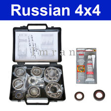 Reparatursatz Getriebelager Schaltgetriebe Lada Niva 2121, 21214, Lada 2101-07
